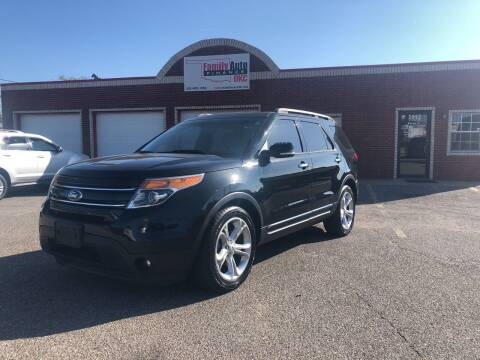 2013 Ford Explorer for sale at Family Auto Finance OKC LLC in Oklahoma City OK