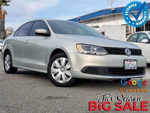 2011 Volkswagen Jetta for sale at Gold Coast Motors in Lemon Grove CA
