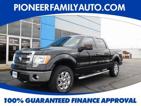 2014 Ford F-150 for sale at Pioneer Family auto in Marietta OH