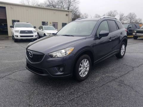 2014 Mazda CX-5 for sale at Brewster Used Cars in Anderson SC