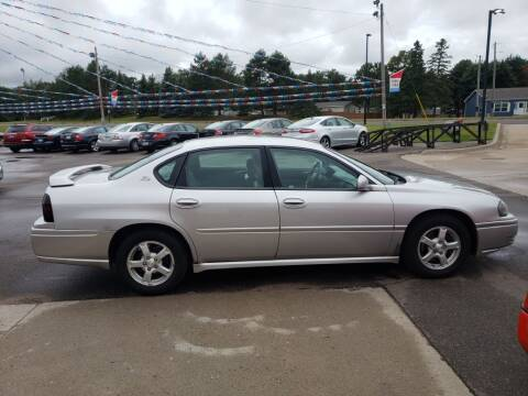 2005 Chevrolet Impala for sale at Rum River Auto Sales in Cambridge MN