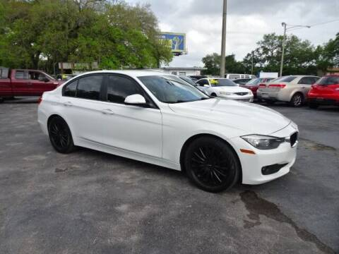2014 BMW 3 Series for sale at DONNY MILLS AUTO SALES in Largo FL