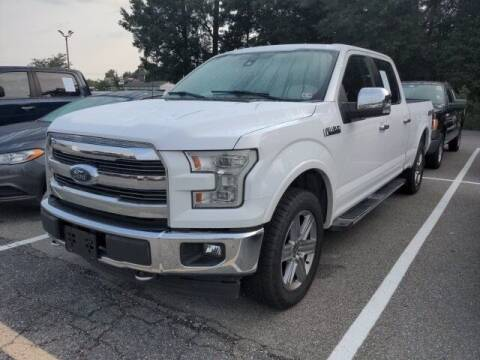 2017 Ford F-150 for sale at Strosnider Chevrolet in Hopewell VA