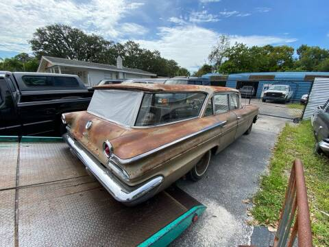 1960 Pontiac Catalina for sale at OVE Car Trader Corp in Tampa FL
