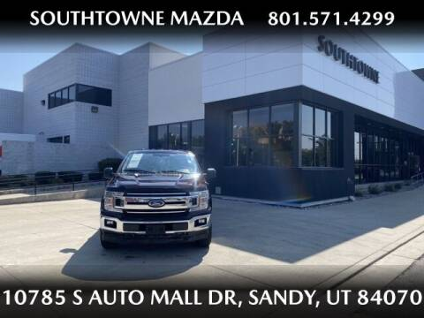 2018 Ford F-150 for sale at Southtowne Mazda of Sandy in Sandy UT