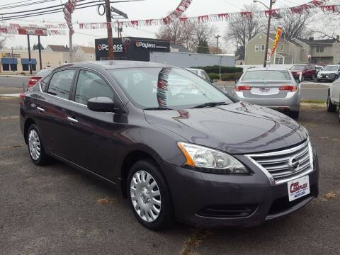 2015 Nissan Sentra for sale at Car Complex in Linden NJ