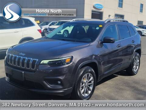 2019 Jeep Cherokee for sale at 1 North Preowned in Danvers MA