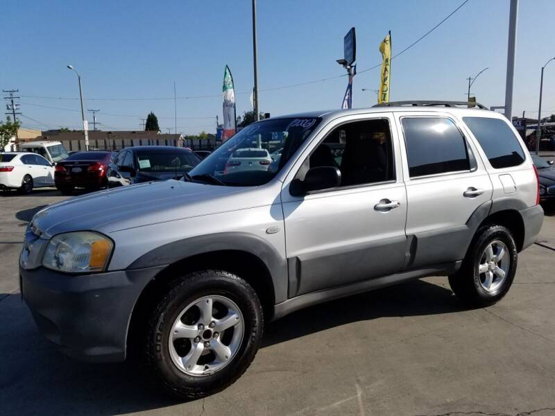 2006 Mazda Tribute for sale at Olympic Motors in Los Angeles CA