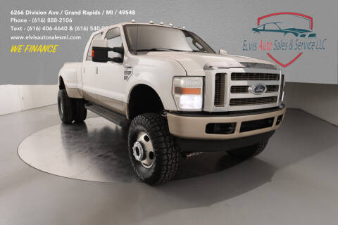 2010 Ford F-350 Super Duty for sale at Elvis Auto Sales LLC in Grand Rapids MI