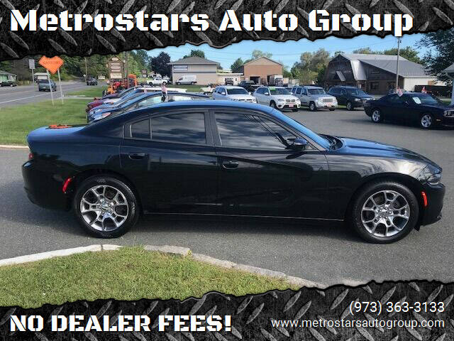 2015 Dodge Charger for sale at Metrostars Auto Group in Hamburg NJ