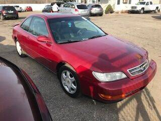 1997 Acura CL for sale at WELLER BUDGET LOT in Grand Rapids MI