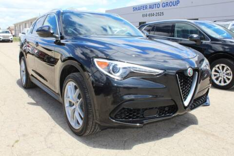 2018 Alfa Romeo Stelvio for sale at SHAFER AUTO GROUP in Columbus OH