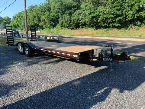 2020 Cam Superline 22+2 Drive Over Fender for sale at Smart Choice 61 Trailers in Shoemakersville PA