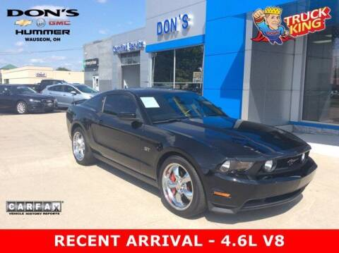 2010 Ford Mustang for sale at DON'S CHEVY, BUICK-GMC & CADILLAC in Wauseon OH
