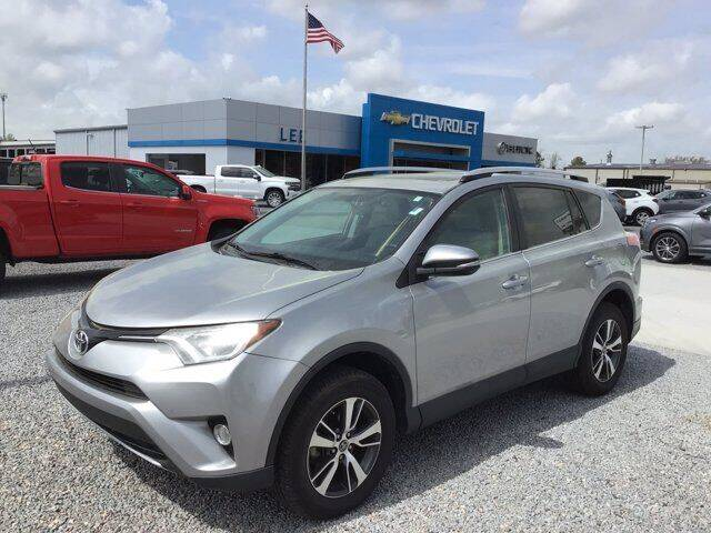 2016 Toyota RAV4 for sale at LEE CHEVROLET PONTIAC BUICK in Washington NC