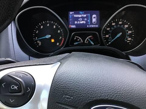 2014 Ford Focus for sale at 4 B CAR CORNER in Anadarko OK