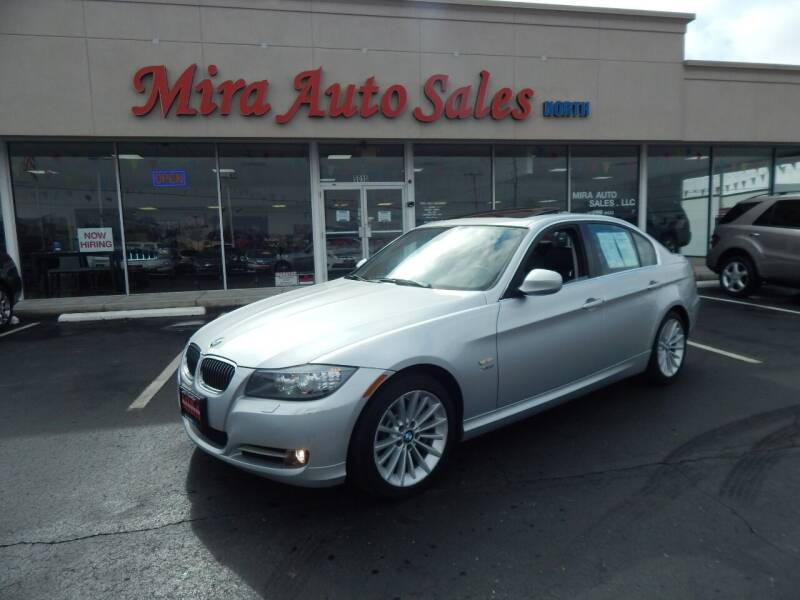 2011 BMW 3 Series for sale at Mira Auto Sales in Dayton OH