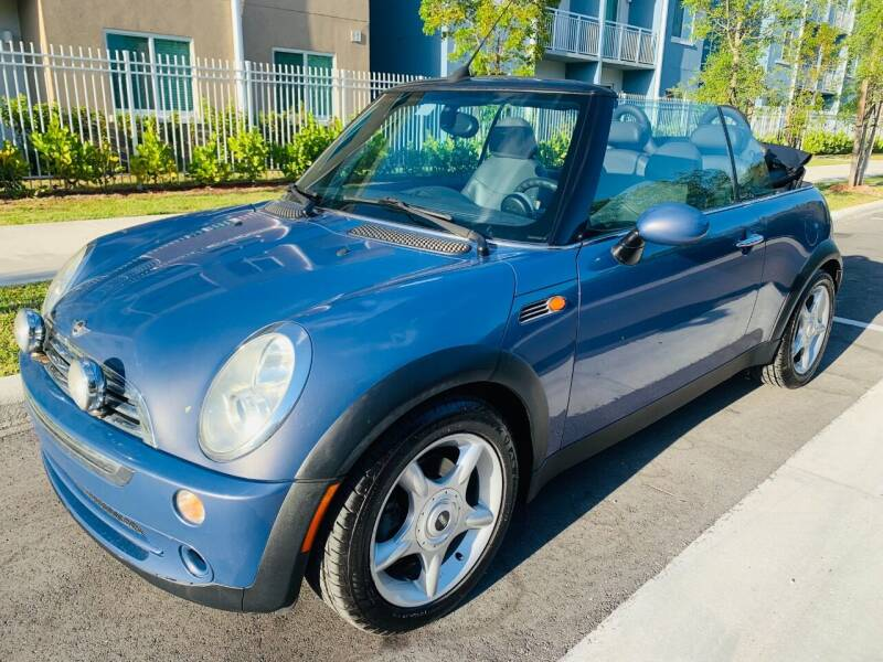 2005 MINI Cooper for sale at LA Motors Miami in Miami FL