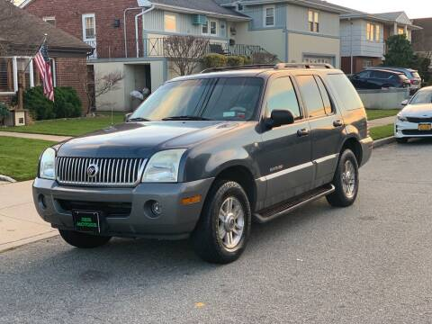 2002 Mercury Mountaineer for sale at Reis Motors LLC in Lawrence NY