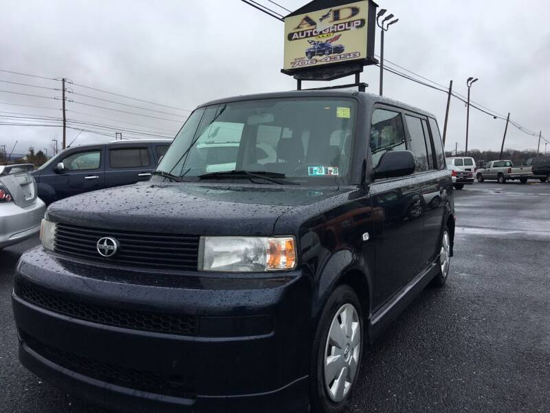 2006 Scion xB for sale at A & D Auto Group LLC in Carlisle PA