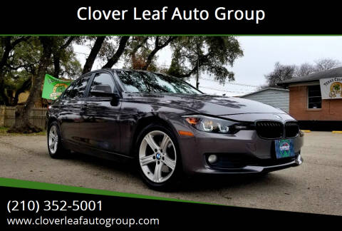 2012 BMW 3 Series for sale at Clover Leaf Auto Group in San Antonio TX