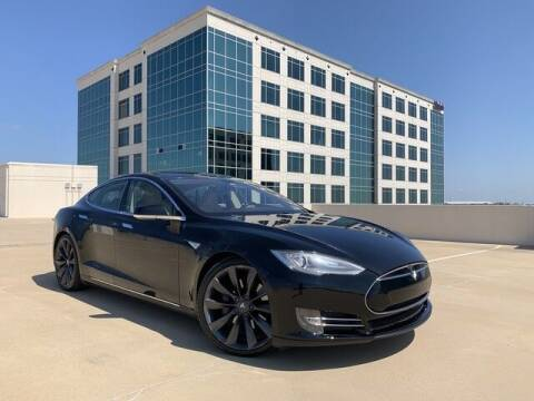 2013 Tesla Model S for sale at SIGNATURE Sales & Consignment in Austin TX