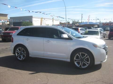 2011 Ford Edge for sale at Town and Country Motors - 1702 East Van Buren Street in Phoenix AZ