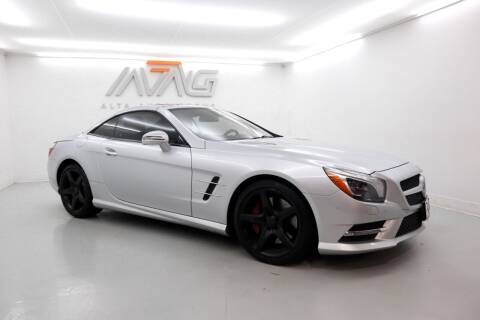 2013 Mercedes-Benz SL-Class for sale at Alta Auto Group LLC in Concord NC