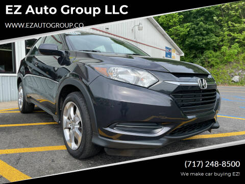 2018 Honda HR-V for sale at EZ Auto Group LLC in Lewistown PA