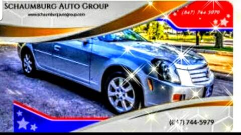 2006 Cadillac CTS for sale at Schaumburg Auto Group in Schaumburg IL