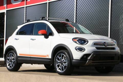 2019 FIAT 500X for sale at Alfa Romeo & Fiat of Strongsville in Strongsville OH