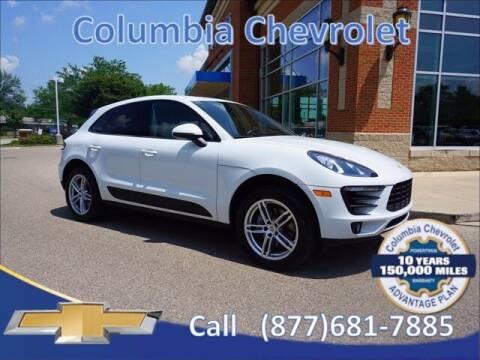 2018 Porsche Macan for sale at COLUMBIA CHEVROLET in Cincinnati OH
