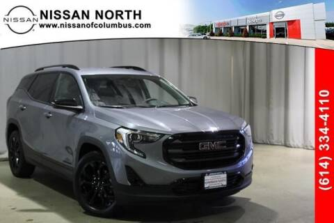 2020 GMC Terrain for sale at Auto Center of Columbus in Columbus OH