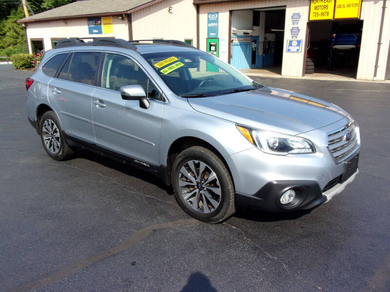 2017 Subaru Outback for sale at Dave Thornton North East Motors in North East PA