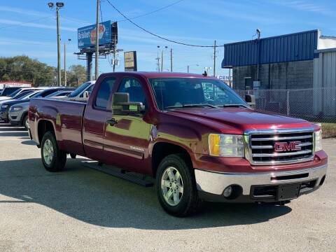 2013 GMC Sierra 1500 for sale at Marvin Motors in Kissimmee FL