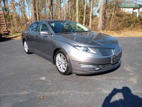 2014 Lincoln MKZ for sale at James River Motorsports Inc. in Chester VA