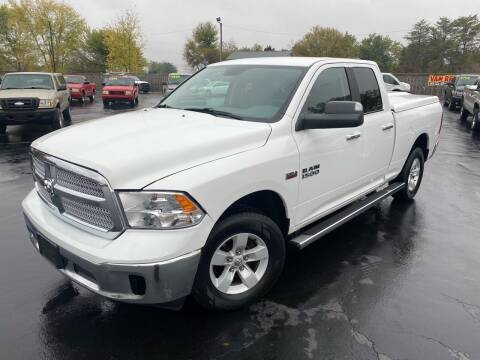 2017 RAM Ram Pickup 1500 for sale at CarSmart Auto Group in Orleans IN