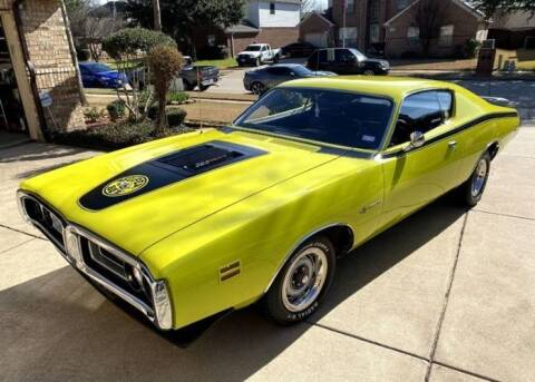 1971 Dodge Super Bee for sale at Classic Car Deals in Cadillac MI