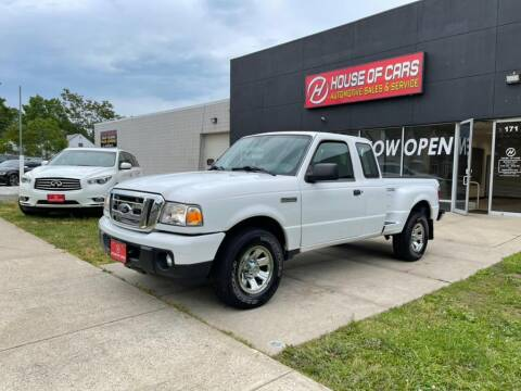 2008 Ford Ranger for sale at HOUSE OF CARS CT in Meriden CT