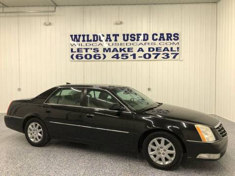 2011 Cadillac DTS for sale at Wildcat Used Cars in Somerset KY