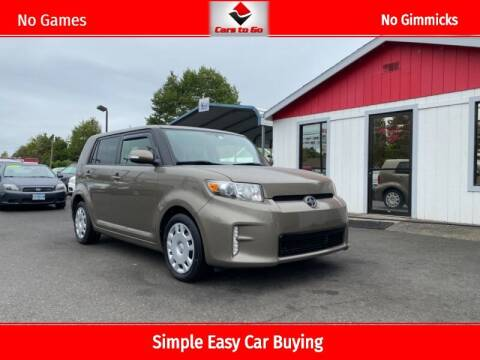 2013 Scion xB for sale at Cars To Go in Portland OR