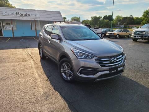 2018 Hyundai Santa Fe Sport for sale at DrivePanda.com in Dekalb IL