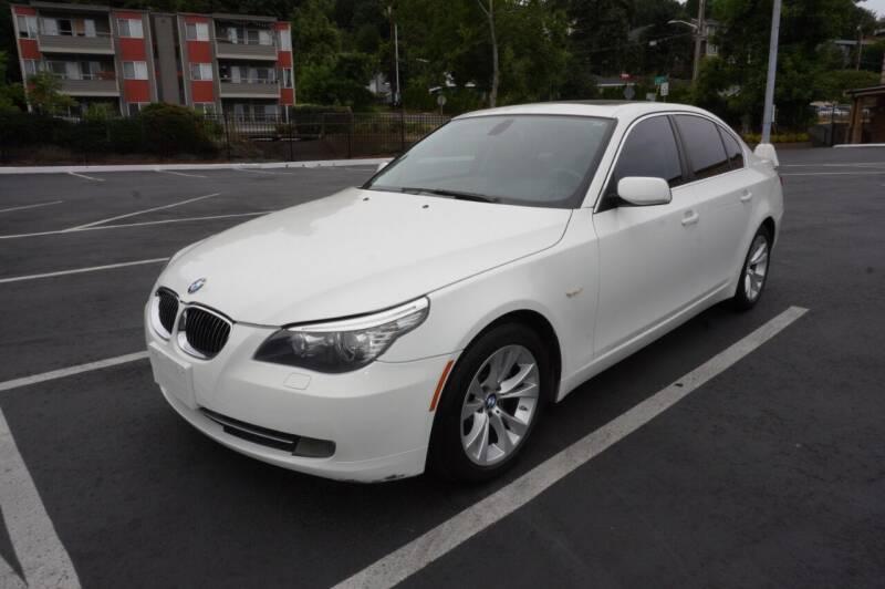 2010 BMW 5 Series for sale at Precision Motors LLC in Renton WA