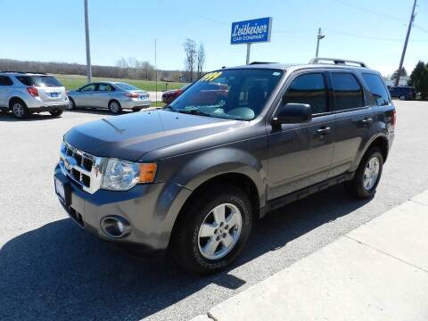 2012 Ford Escape for sale at Leitheiser Car Company in West Bend WI