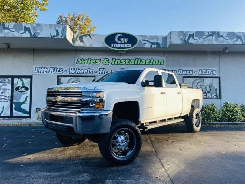 2016 Chevrolet Silverado 2500HD for sale at Greenway Auto Sales in Jacksonville FL