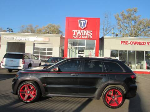 2015 Jeep Grand Cherokee for sale at Twins Auto Sales Inc - Detroit in Detroit MI