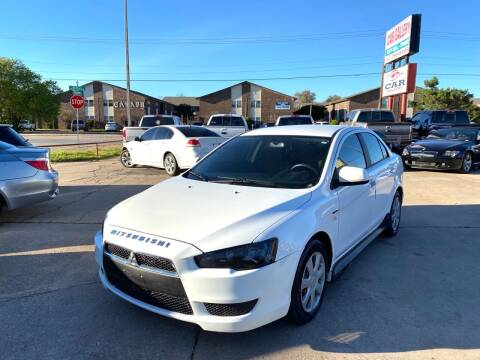 2014 Mitsubishi Lancer for sale at Car Gallery in Oklahoma City OK