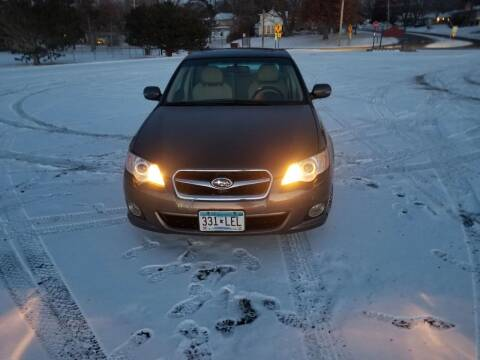2008 Subaru Legacy for sale at Capital Fleet  & Remarketing  Auto Finance in Columbia Heights MN
