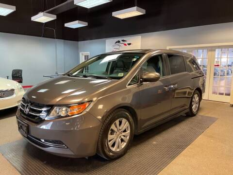 2015 Honda Odyssey for sale at Quality Autos in Marietta GA
