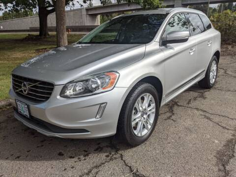 2016 Volvo XC60 for sale at EXECUTIVE AUTOSPORT in Portland OR
